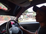 Taxi, Dili, June 14 (G. Howell)